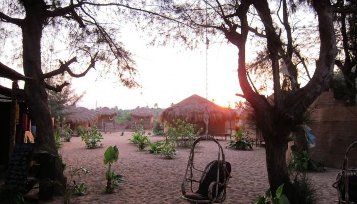 Yoga Retreat Indien – Goa 2018