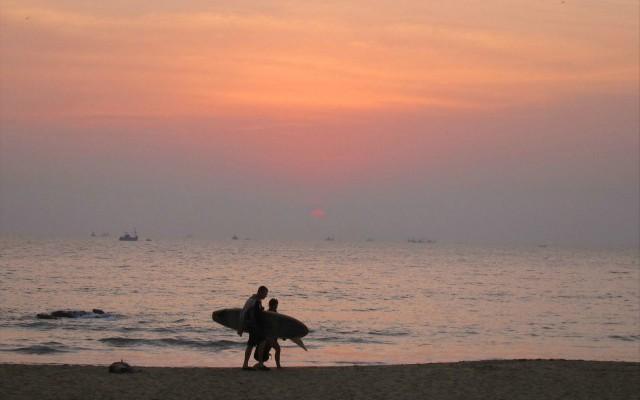 Nadine in Goa
